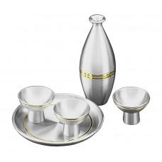 Sake Set (Gold) -  5203G