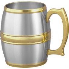 Barrel Tankard (Gold) - 5301G