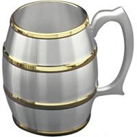 Barrel Tankard (Gold) - 5301RG