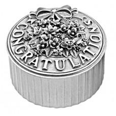 Congratulations Trinket Box 4103