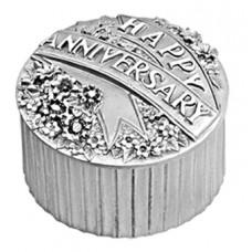 Anniversary Trinket Box 4105
